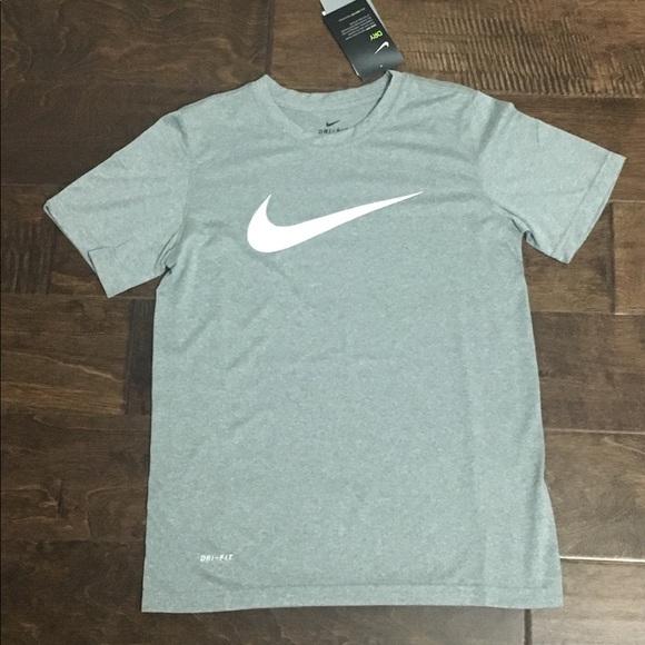 13204c39f Nike Shirts & Tops | Drifit Big Kids Boys Training Tshirt Nwt | Poshmark